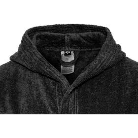 arena Core Soft Peignoir, black white